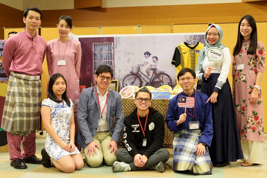 アセアン・フェスティバル ― MEET ASEAN4