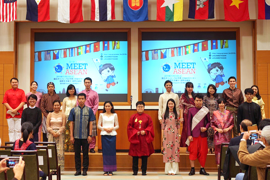 アセアン・フェスティバル ― MEET ASEAN5