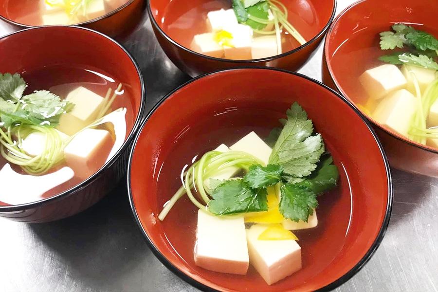 日本文化体験・和食