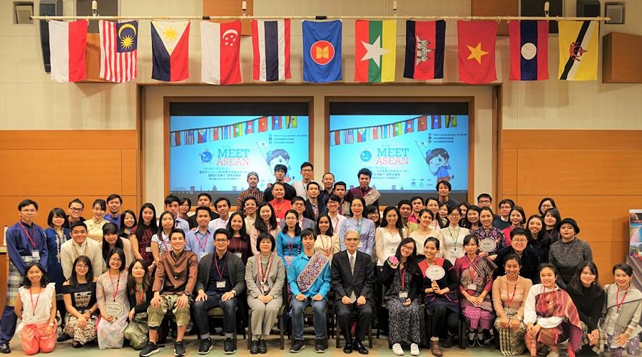 アセアン・フェスティバル ― MEET ASEAN8・最終回