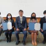 令和2年度9月期アスジャ国費留学生修了式